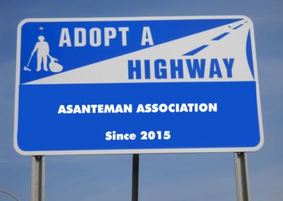 Adopt a high way